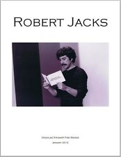 ROBERT JACKS: ARTISTS BOOKS, PRINTED WORK, FOLIOS & EPHEMERA - DOUGLAS STEWART