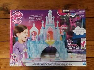 MLP My Little Pony Explore Friendship Magic Crystal Empire Castle New Sealed