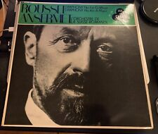 Roussel* - Ansermet*-L'Orchestre De La Suisse Romande – Symphony No.3 1965 UK