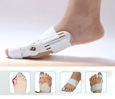 Foot Toe Bunion Splint Straightener Hallux Valgus Corrector Pain Relief Unisex