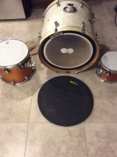 """PDP Pacific Drums 22"""" CX SERIES Pearl BASS DRUM 14"""" 10"""""""