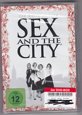 Sex and the City: Season 5 (The White Edition) [2 DVDs]  NEU OVP