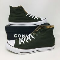 Converse All Star Chuck Taylor Men Athletic Shoes Casual Olive Green Sneakers
