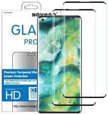 Oppo Find X2 Pro -  2 Films Protection écran en Verre trempé résistant incurvé