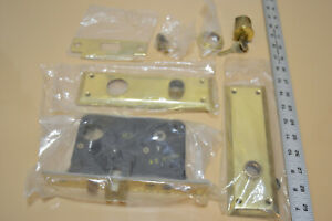 Yale CU8656 RH 8M Mortise Lock Set (NOS) (NIB)