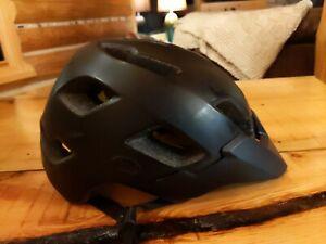 Bell Stoker helmet MIPS size XL matte black pre owned