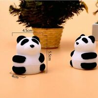 Creative Panda Ring Earring Carrying Case Display Jewelry Box Jewelry Packaging~