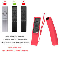 Case Silicone For Samsung TV Remote BN59-01312A NETFLIX Prime Video HULU Button