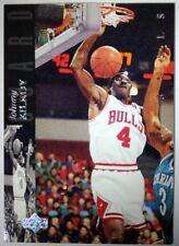 JOHNNY KILROY MICHAEL JORDAN 1993-94 Upper Deck SE Insert SP #JK1, Bulls HOF