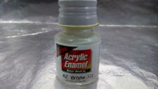 * Pactra Paint A2 White (G) Acrylic Enamel Water WashUp 10ml Bottle