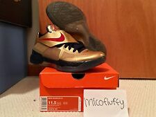 *Nike Zoom KD 4 IV Gold Medal Size 11.5 473679-702 2012 Kevin Durant Basketball*