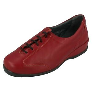 Damen Sandpiper Schnürsenkel Freizeit Schuhe