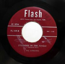 JAYHAWKS 45 Stranded in the jungle / My only love FLASH  Doowop bb3000