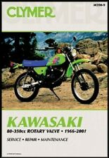 CLYMER MANUAL KAWASAKI KD80 1975-1976 & 1980-1987, KE175 1976-1978 & 1980-1982