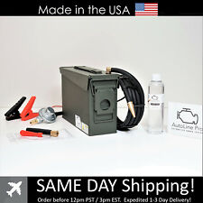 EVAP Smoke Machine Diagnostic Emissions Vacuum Leak Detection Tester NEW Ammo !