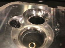 PREDATOR  212 CYLINDER HEAD   WELDED CHAMBER   optimized* for stock carb