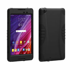 Verizon OEM Rugged Protective Shell Case Cover for Asus ZenPad Z8 - Black