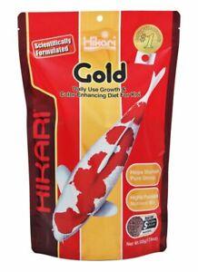 Hikari Koi Food Gold Colour small medium large pellet 500g 2kg 5kg Fish Pond
