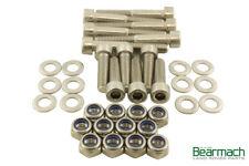 acciaio inox Safari post. cerniera sportello kit di Bulloni - Protezione 90/110