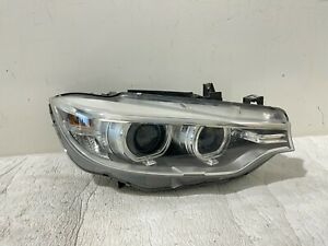 2014 2015 2016 BMW 420I 428I 435I M4 M3 PASSENGER RIGHT HEADLIGHT XENON OEM