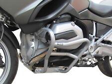 Crash Bars defensa protector de motor heed BMW R 1200 RT LC (2014 - 2017) plata