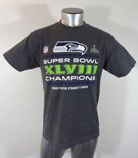 Seattle Seahawks Football NFL men's t-shirt gray M