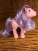 Vintage MLP G1 Flutter Pony, Lily, No Wings 1986 China