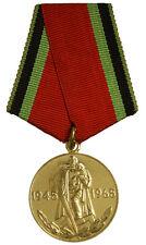 Medaglia Medal RUSSIA Giubileo XX Vittoria della Grande Guerra Patriottica #N170