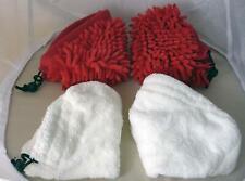 Dirt Devil DDS04-E01 & DDS04-P01 Steam Mop Cleaner 2 Coral & 2 Microfibre Pads