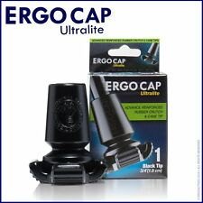 Ergocap® Ultralite Cane Rubber Tip (1 Unit-universal for Canes)