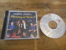 CD VA Christmas In Vienna II (12 Song) SONY CLASSICAL jc Domingo Warwick