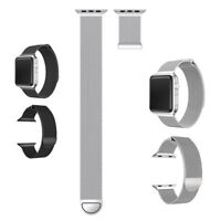 Milanese Loop Magnetic Stainless Steel Watch Strap Band for Apple iWatch 1/2/3/4