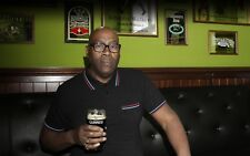 BLACK POLO SHIRT (Cass Pennant Collection) BY HAWKINS & JOSEPH