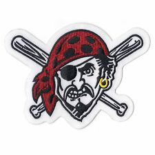 Pittsburgh Pirates Team Sleeve MLB Logo Patch Jersey Official Home Emblem