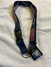 New England Patriots NFL Break Away Lanyard with Double Sided Logo/Graphics
