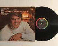 Glen Campbell That Christmas Feeling 1968 Vinyl Record LP Capitol Holiday Music