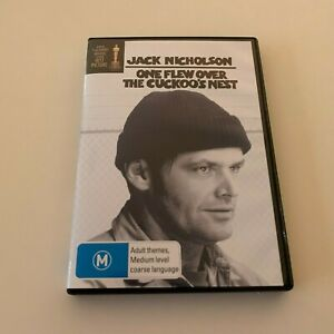 One Flew Over the Cuckoo's Nest DVD - Jack Nicholson