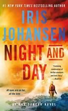 Johansen Iris-Night And Day BOOK NEW