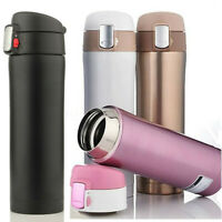 17oz Thermos Coffee Tea Travel Mug Stainless Steel Vacuum Flask Water Bottle