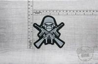 """Iron Maiden Eddie A Matter of Life and Death logo badge patch 10cm x 9cm / 3,94"""""""