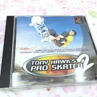 USED PS1 PS PlayStation 1 TONY HAWK'S PRO SKATER 2 01683 JAPAN IMPORT