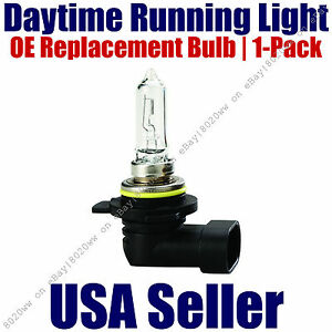 Daytime Running Light Bulb 1pk OE Replacement On Listed Chevy/Chevrolet - 9012