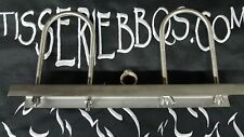 Round 5/8 -  11/16 inch Leg Brace for whole lamb pig rotisserie roaster bbq