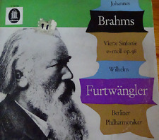 Furtwängler-Brahms-Vierte Sinfonie e-moll op.98-
