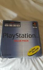 Brand new Sony Playstation 1 SCPH-5552B Grey Console. PAL UK.