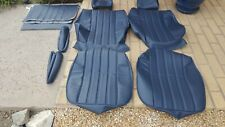 BMW E23 733i 735i UPHOLSTERY SEAT KIT FRONT/REAR KIT GER LEATHER BEAUTIFUL NEW