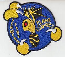 VFA-192 PLANE CAPTAIN PATCH