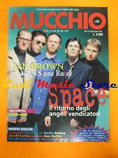 Rivista MUCCHIO SELVAGGIO 301/1998 Ian Brown Space Lisa Gerrard June Of 44 No cd