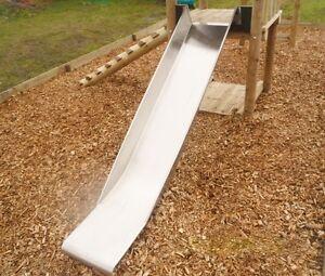Children's slide Stainless Steel