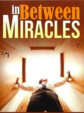 In Between Miracles - 3 DVDs - Bishop T.D. Jakes - Aug Sale !